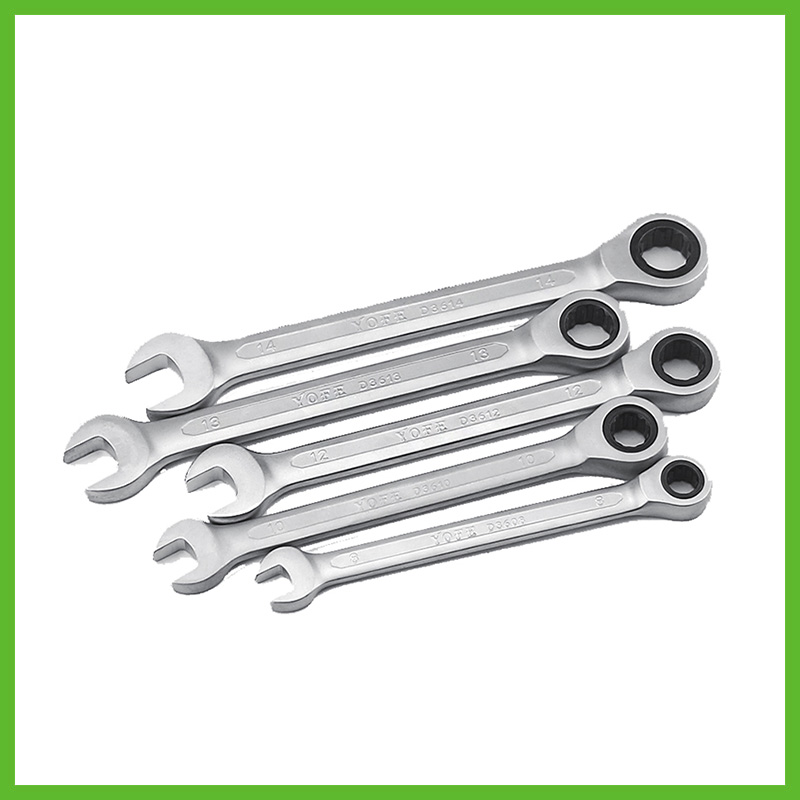 SAT0374 5pcs professional spanner wrench set tools gear ratchet wrench handle chrome vanadium hand tools 8 pcs flex head ratchet wrench set ratcheting wrench hand tool set 8 19mm chrome vanadium