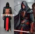 Star Wars Darth Revan Outfit Negro Capa Cosplay Por Encargo