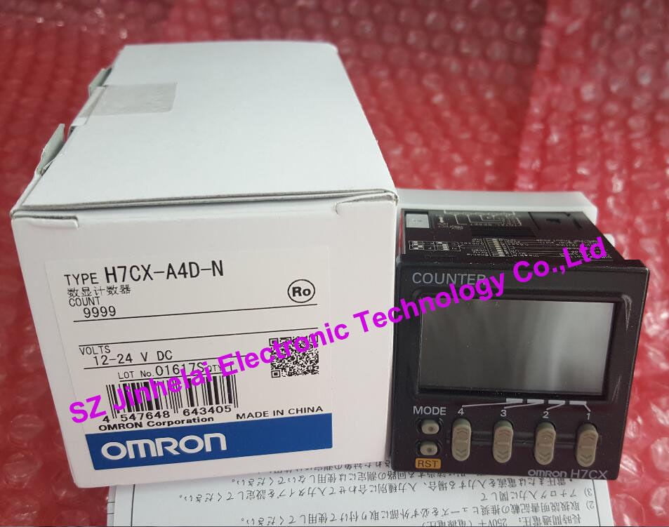 H7CX-A4D-N, H5CX-A11D-N  New and original OMRON 12-24VDC/24VAC [zob] 100% new original omron omron proximity switch e2e x10d1 n 2m