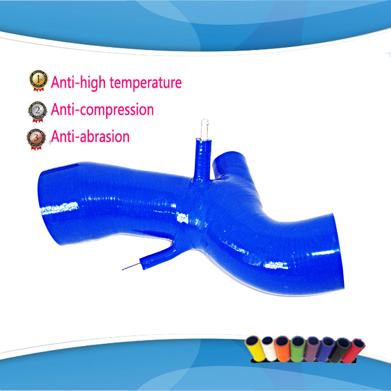 цена For Mitsubishi Lancer Evolution EVO 7 8 9 Silicone Intake Induction Hose