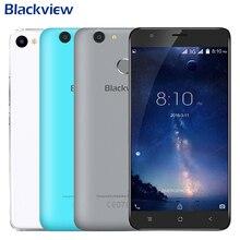 Оригинал Blackview E7S 3 Г LTE Мобильный Телефон 2 ГБ RAM 16 ГБ ROM MTK6580 Quad Core 5.5 дюймов Android 6.0 Камера 8.0MP смартфон