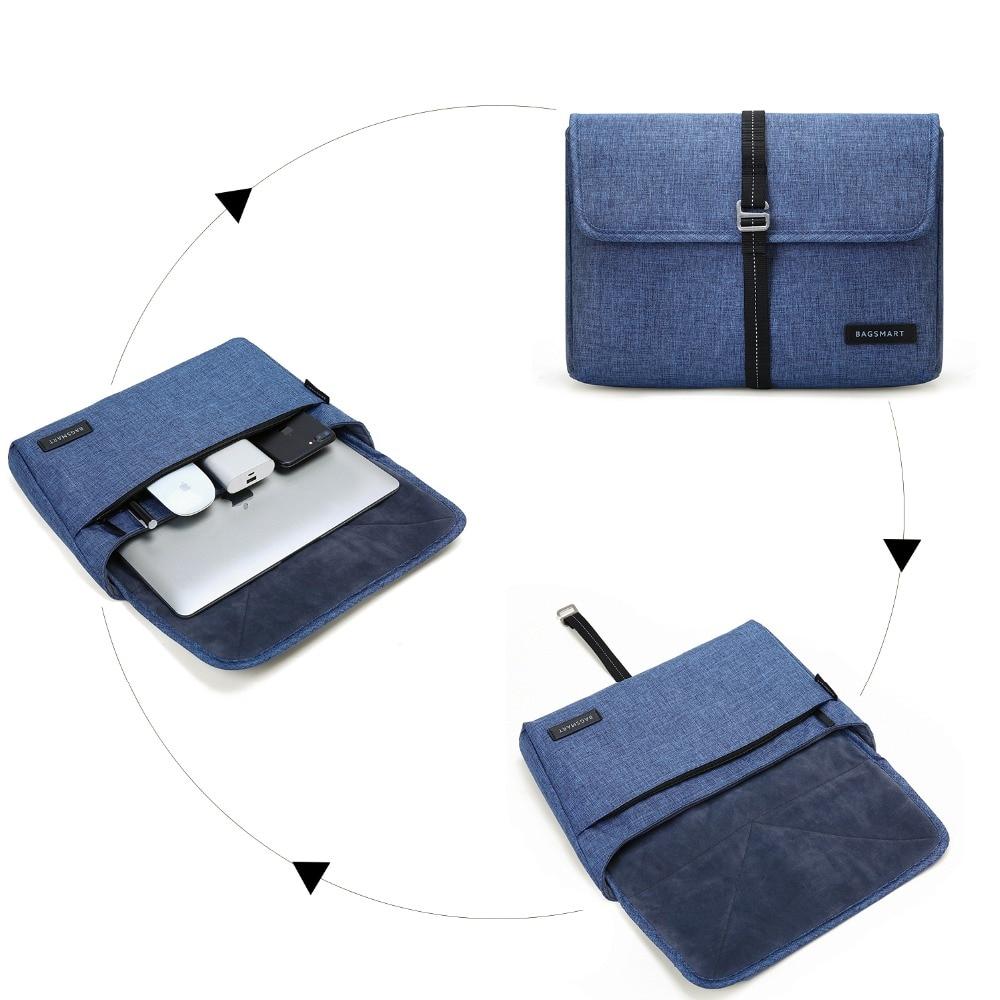 BAGSMART Ny resväskan bärbar väska Tablet Portfolio Väska till - Väskor för bagage och resor - Foto 3