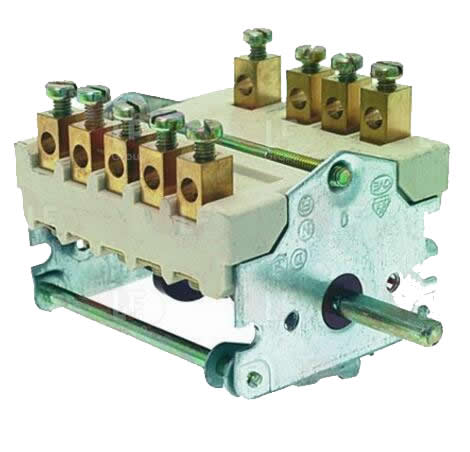 SELECTOR SWITCH 0-3 POSITIONS EGO 4334232000 цена