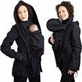 2017 mais novo Casaco Babywearing Gravidez Mulheres casaco portador de bebê Canguru de boa qualidade Outerwear jaqueta com chapéu para As Mulheres Grávidas