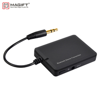Bluetooth Transmitter Transmite Mini Bluetooth Audio Transmitter 3 5mm A2DP Stereo Dongle Adapter For IPod TV