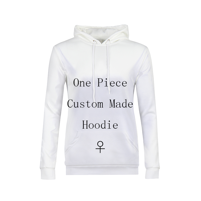 Dropshipping Lady Customized Digital Printed Hoodies Women Pullover Polyester Blend Hoodie Quick Dry Hoodies For Running Jogging