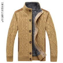 TIMESUNION font b Men s b font font b Sweaters b font Winter Warm Thick Velvet