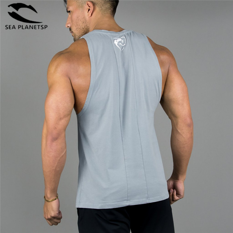 ALPHALETE 2019 New Gyms   Tank     Tops   Bodybuilding Men   Tank     Top   Sleeveless Shirts tees Muscle Men fitness   tank     tops   mens clothing