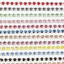 dekorasi 2.5mm rantai warna