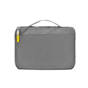 Image 2 - Xiaomi Mijia 90Fun borsa da viaggio tessuto di Nylon portatile idrorepellente grande apertura a forma di U appeso Design mezza rete borsa di stoccaggio