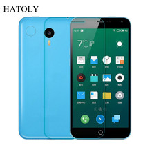 2PCS Screen Protector Glass For Meizu M2 Note Tempered Glass For Meizu M2 Note Glass Meilan Note 2 Phone Tempered Film HATOLY стоимость