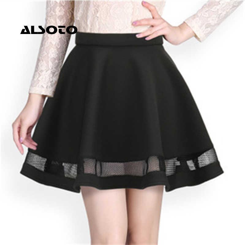 5a3e0d9c18fd3 Detail Feedback Questions about ALSOTO Winter Summer Skirts Womens ...