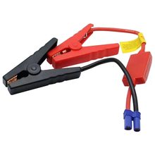 Automotive Emergency Battery Jumper Cables Replacement Jump Box Cables Battery Clips EC5 Connector 12V Alligator Clips(China)