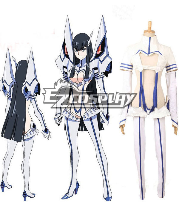 Костюм японского аниме Kill la Kill Ryuko Satsuki Fighting Cosplay Costume E001