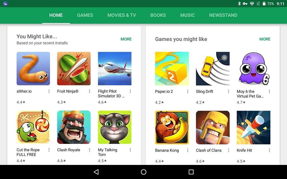 Google Play - 2