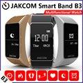 Jakcom b3 smart watch novo produto de pulseira mp3 bileklik wristwatchs como telefone relógio de pulso eletrônico