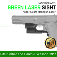 PPT Green Laser Sight Trigger Guard Handgun Laser For 1911 OS20 0041