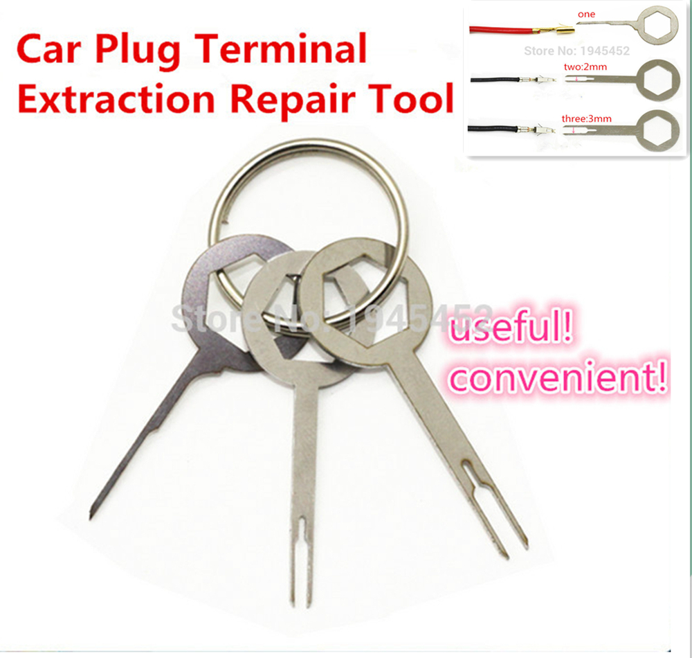 medium resolution of pick connector crimp pin back needle remove tool set auto car plug circuit board wire harness terminal extraction car plug in engine care from automobiles