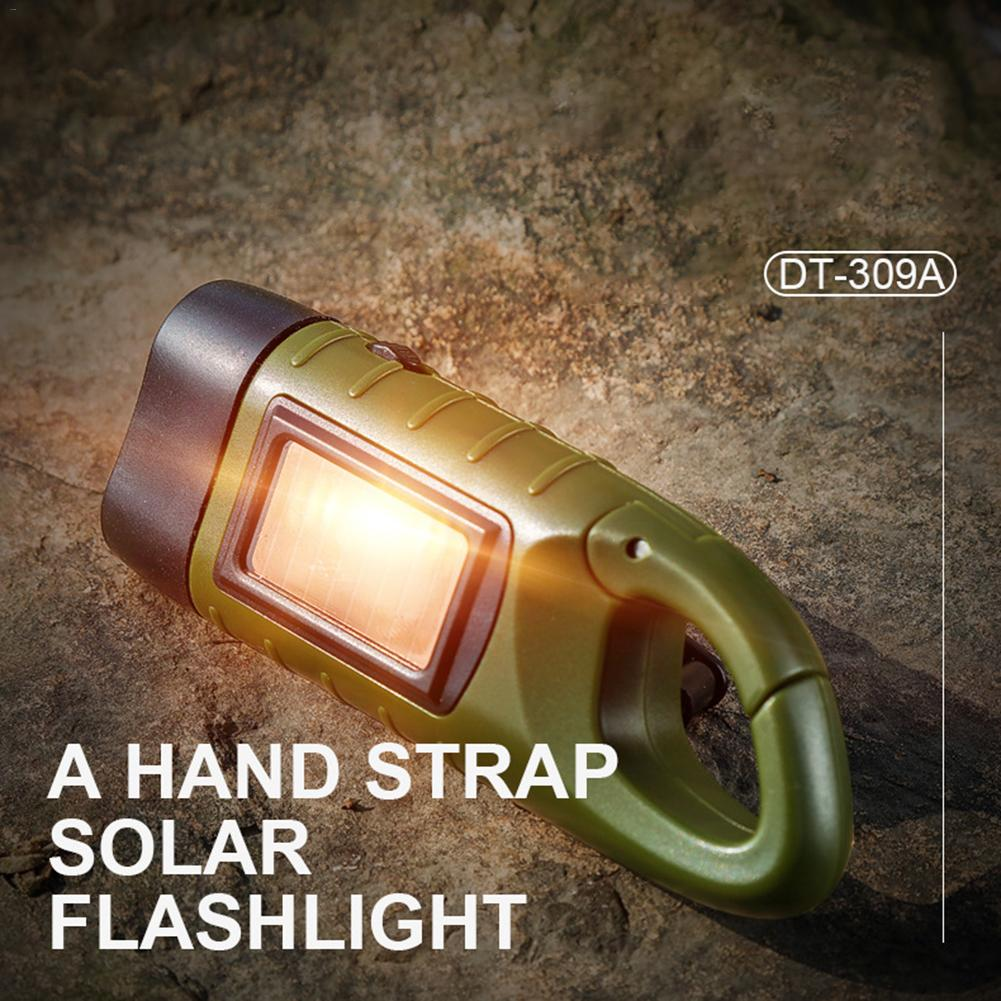 Security & Protection Cheap Price 10 In 1 Dropshipping 2018 Solar Power Multi Function Flashlight Defense Glass Breaker Camping Outdoor Emergency Torch Flashlight Products Are Sold Without Limitations