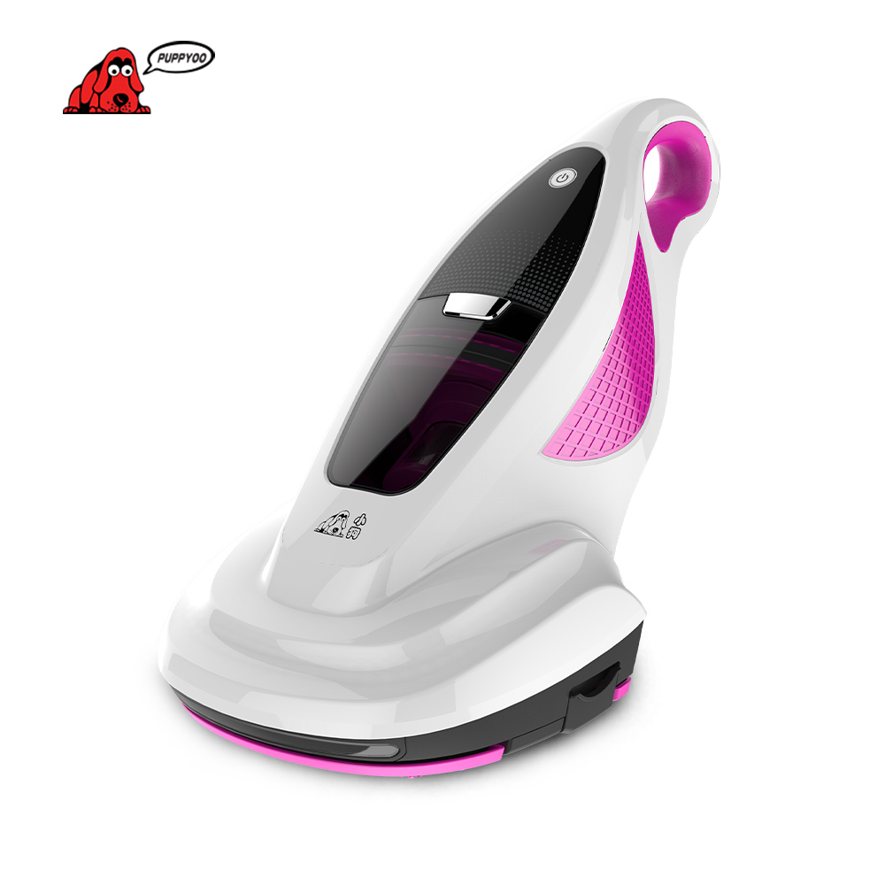 PUPPYOO Vacuum Cleaner Home Bed Mites Collector UV Acarus Killing Vacuum Cleaner for Home Mattress Mites-Killing WP602A kind worth killing