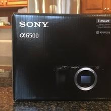 Sony Alpha A6500 Digital Camera (Body Only)