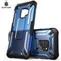 Для Samsung Galaxy S9 чехол SUPCASE серия Единорог Жук Премиум Гибридный ТПУ бампер + PC прозрачный защитный чехол задняя крышка для S9