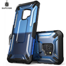 For Samsung Galaxy S9 Case SUPCASE Unicorn Beetle Series Premium Hybrid TPU Bump