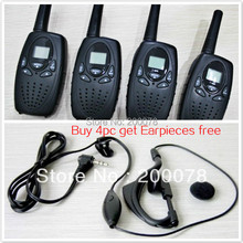 long range 2 way radios interphone DIY tour guide system setting with 121 private codes+ free shipping