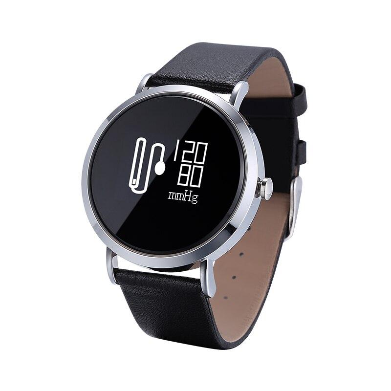 CV08 แฟชั่นคลาสสิกสร้อยข้อมือสมาร์ทบลูทูธนาฬิกา, ความดันโลหิต/ออกซิเจน/การวัดอัตราการเต้นของหัวใจ tracker xiao mi โทรศัพท์-ใน นาฬิกาข้อมืออัจฉริยะ จาก อุปกรณ์อิเล็กทรอนิกส์ บน AliExpress - 11.11_สิบเอ็ด สิบเอ็ดวันคนโสด 1
