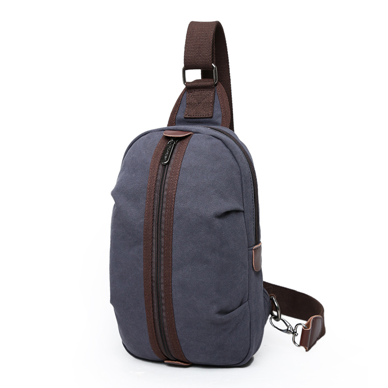0aa6c20be926 New men s shoulder pouch men sling bag male vintage canvas crossbody bags  small chest pack travel money handbags summer mens bag on Aliexpress.com