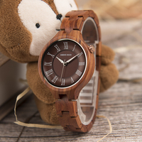 DODO DEER Wooden Watches Women Quartz Watch with Tool for Adjusting relojes Feminino madera mujer 2018
