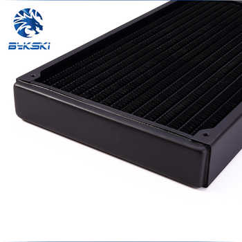 Bykski B-RD280-TN 28cm 280mm 2 x 14cm Copper Radiator Liquid Water Cooling