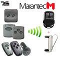 Для Marantec D302-868, D304-868, D313-868, D321-868 с фиксированным кодом Замена гаражной двери пульт дистанционного управления 868 МГц