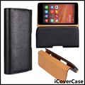 For Doogee Y300 Case Belt Clip Holster Leather Pouch Phone Bag