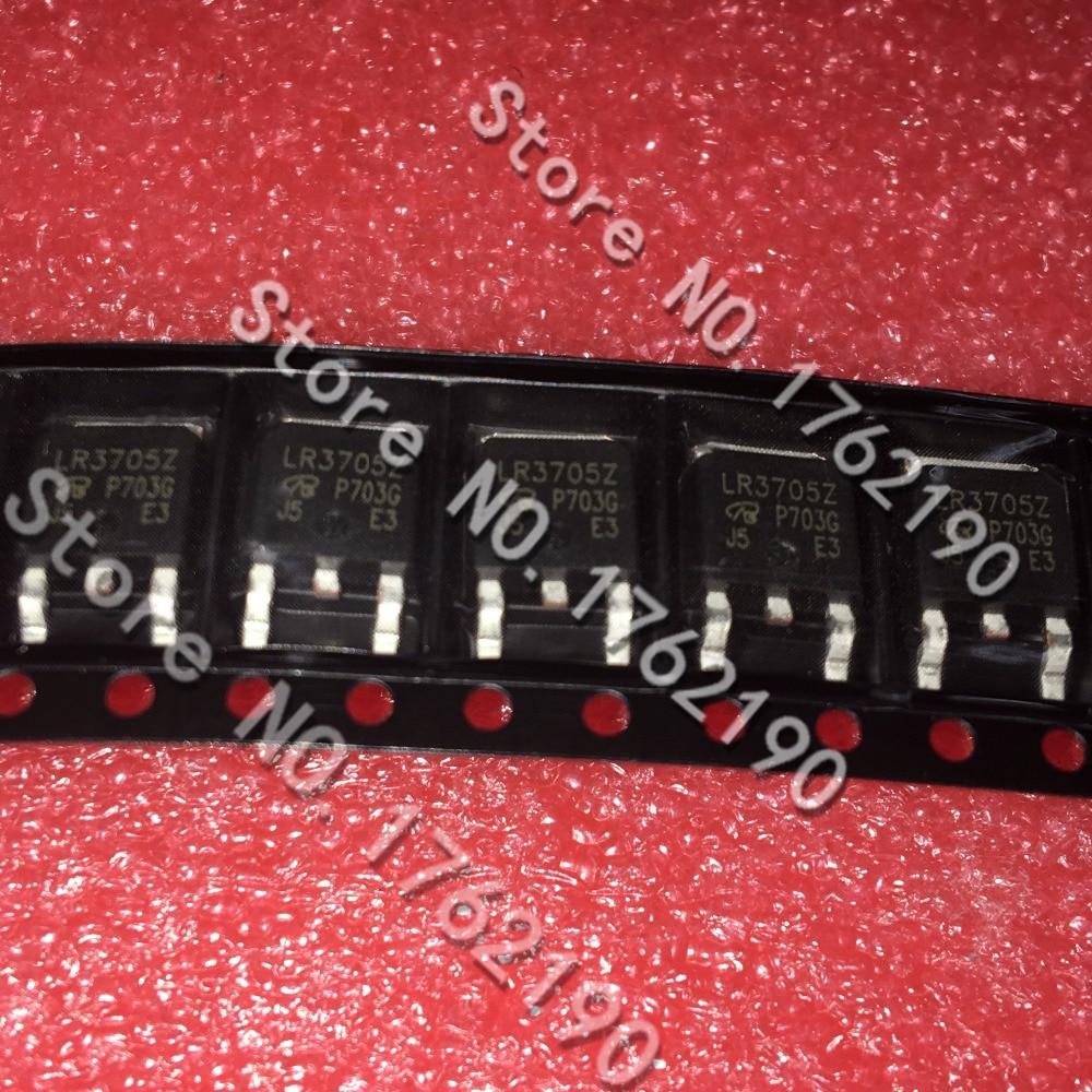 10PCS/LOT IRLR3705Z LR3705Z TO-252 MOS Field Effect Transistor