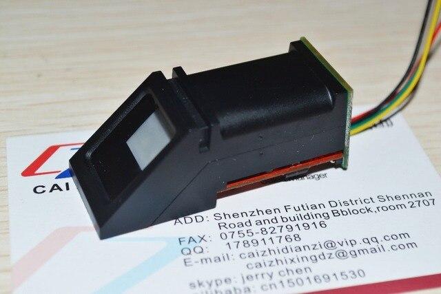 Бесплатная Доставка Распознавания Отпечатков Пальцев Модуль FPM10A Оптический отпечатков пальцев Отпечатков Пальцев Модуль Для Arduino на складе Лучшее качество