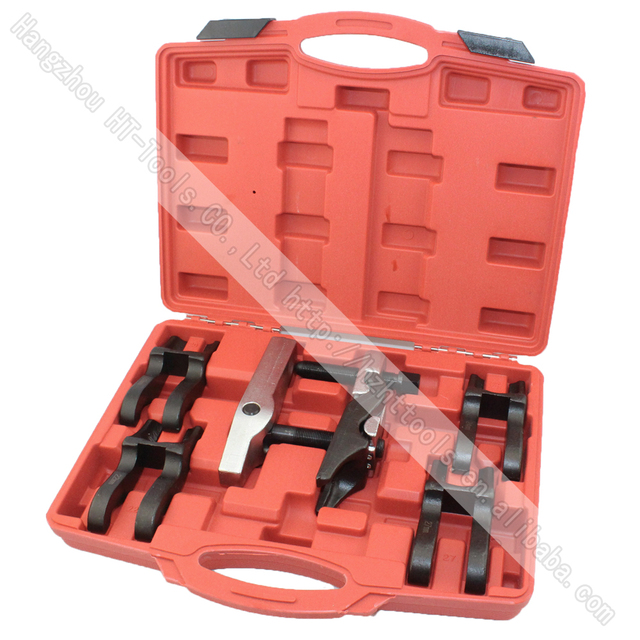 ball joint separator. universal adjustable jaw ball joint separator tie rod end remover puller