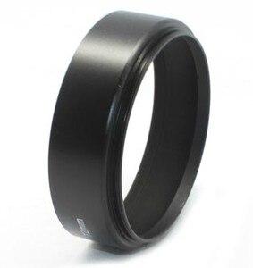 Image 5 - Parasol de lentes de Metal para canon, nikon, Sony, Fujifilm, Pentax, Olympus, 37mm, 39mm, 43mm, 46mm, 82mm
