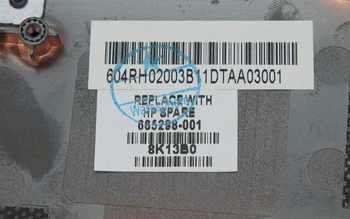新 Hp パビリオン DV6-6000 ボトム小文字 665298-001