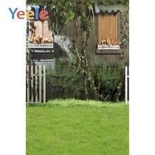 Yeele Wedding photography backdrops spring flower brick garden lawn couple background photo sutido photophone photocall decor