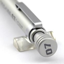 Image 3 - Japão platina MSD 1000 lápis mecânico 0.3/0.5/0.7mm lápis mecânico profissional gráficos lápis automático