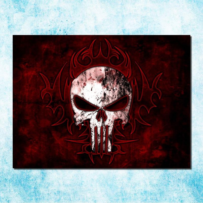 """The Punisher Skull Superhero Movie Poster 13x20/"""" 20x30/"""" 24x36/"""" Art Print#1"""