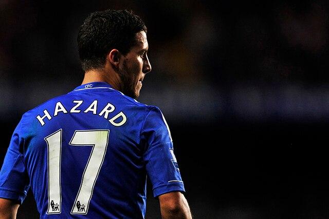 Chelsea FC Eden Hazard 2016 - 2017 Poster Gloss Laminated - 90x 60cms (36 x  24 Inches) 0d8c7e653