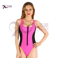 Plus Size Swimwear Female One Piece Swimsuit Women Vintage Bathing Suit 2018 One Piece Suit Retro Large Size Swimsuits