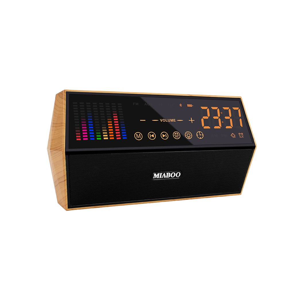 MIABOO Double Speaker Wireless Bluetooth Speaker Radio Support AUX TF FM  3D Digital Sound Loudspeaker Handfree MIC TWS Z520MIABOO Double Speaker Wireless Bluetooth Speaker Radio Support AUX TF FM  3D Digital Sound Loudspeaker Handfree MIC TWS Z520