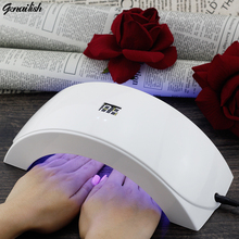 SUN11s 42W LED Lamp Nail Dryer UV Nail Lamp 18 PCS AUTO motion USB Double Light Lamp  UV Gel Polish Nail Art Tools