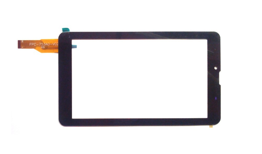 New Replacement 7inch Capacitance Touch Screen Digitizer Panel Glass For <font><b>Supra</b></font> <font><b>M720G</b></font> / M726G image