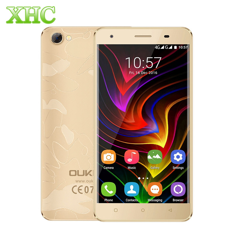 Oukitel c5 pro 2 gb + 16 gb 4g lte teléfono móvil 5.0 ''android 6.0 OTA MTK6737
