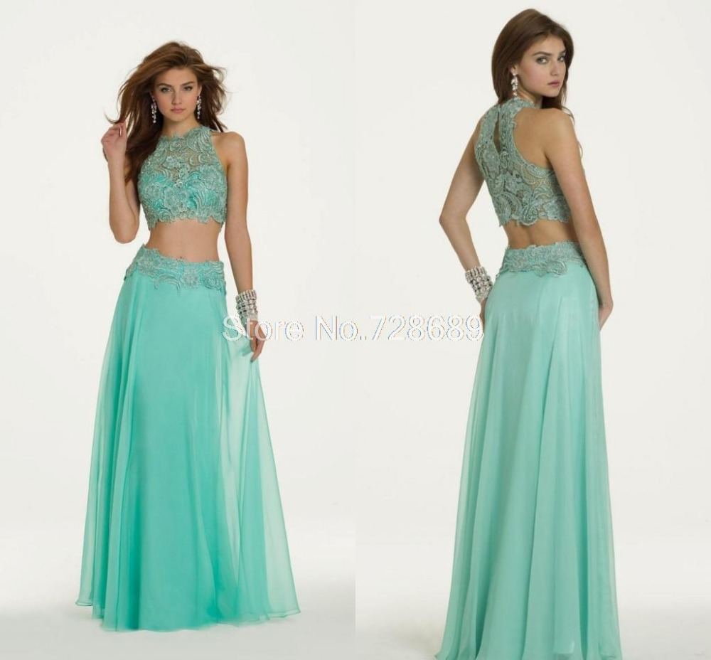 Online Get Cheap 2 Piece Lace Green Gown -Aliexpress.com | Alibaba ...
