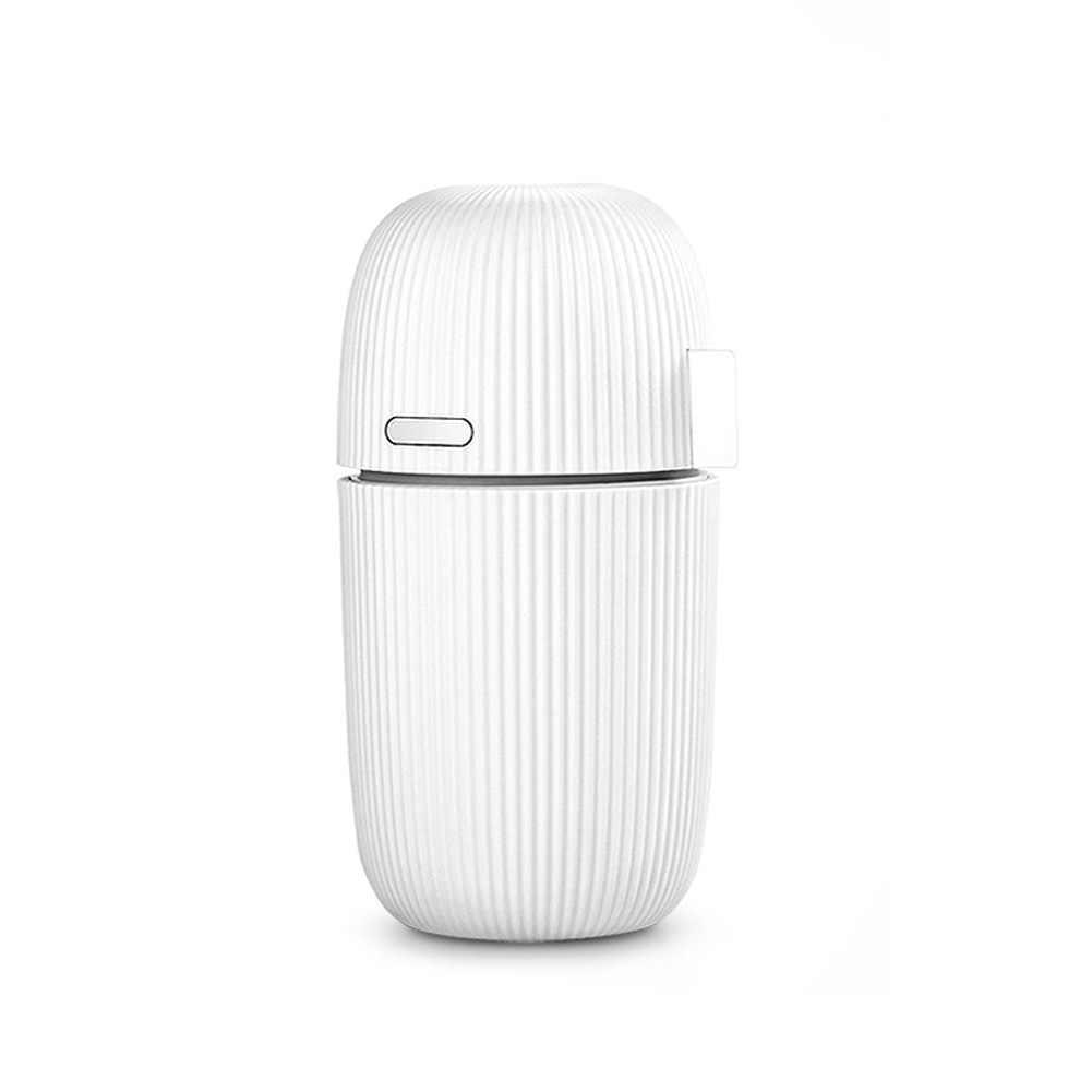 110 мл тихий увлажнитель USB очиститель воздуха для офиса Арома диффузор Электрический мини автомобиль эфирное масло